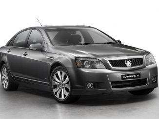 2011 Holden Caprice V Review