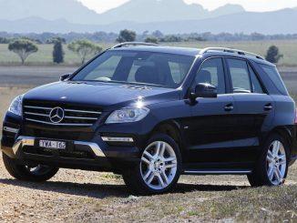 2012 Mercedes-Benz M-Class Review