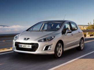 2012 Peugeot 308 Review