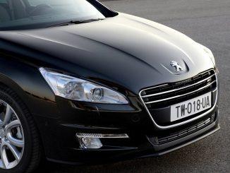 2012 Peugeot 508 GT Review