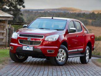 2012 Holden Colorado LTZ Review
