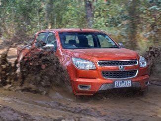 2012 Holden Colorado LX Review