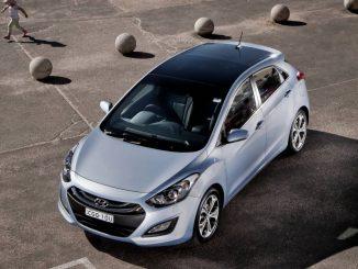 2012 Hyundai i30 petrol Review