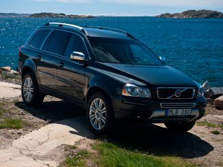 2012 Volvo XC90 Review