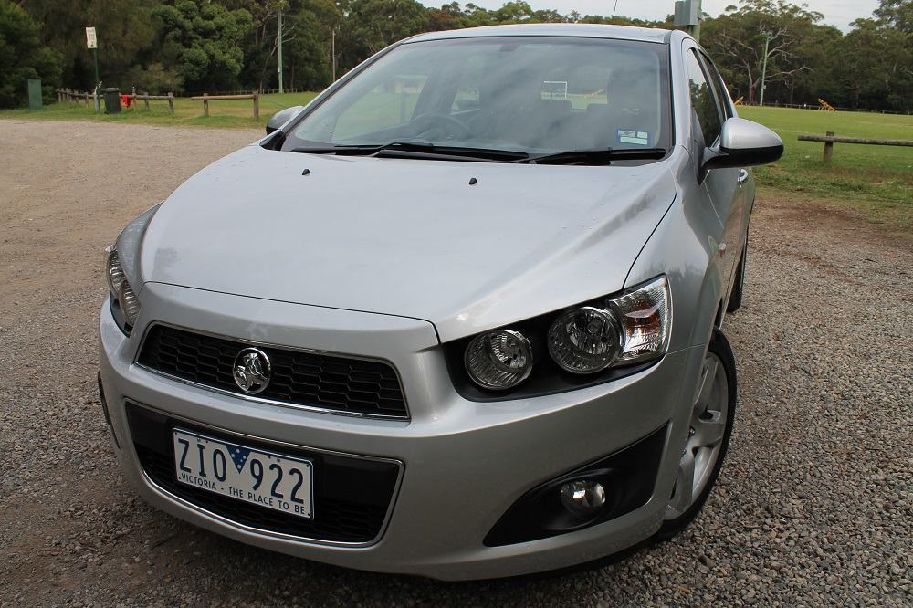 2013 Holden Barina CDX Review