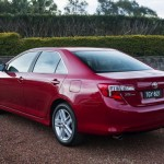 Limited edition Camry Atara R now available
