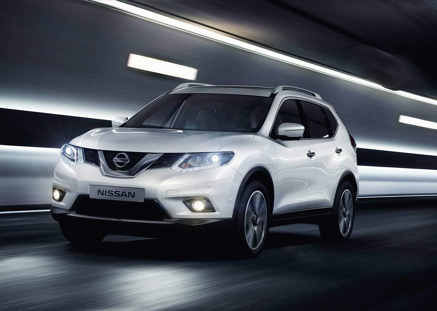 Next generation Nissan X-Trail unveiled