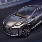 Lexus reveals stunning new hybrid SUV concept