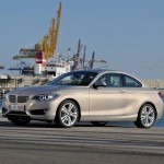 BMW shows off new 2 Series Coupe
