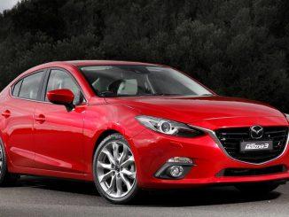 New Mazda3 Arrives Saturday