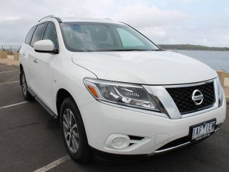 2014 Nissan Pathfinder ST Review