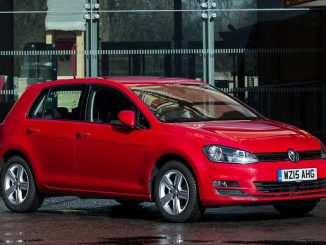 Volkswagen Golf named Business Car of the Year