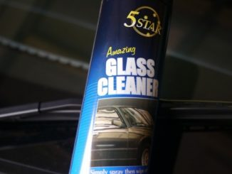 5 Star Glass Cleaner Review