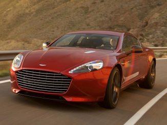 Aston Martin throttle fault recall
