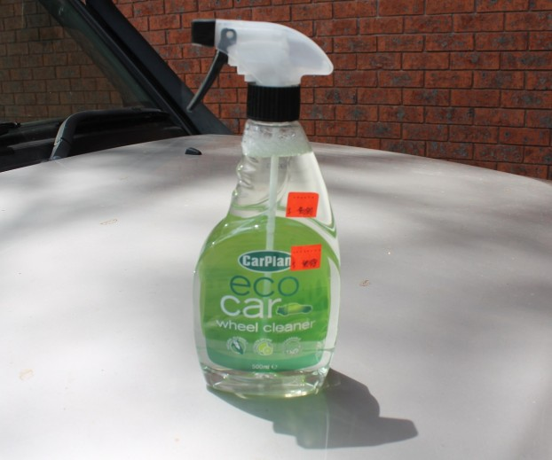 CarPlan EcoCar Wheel Cleaner Review