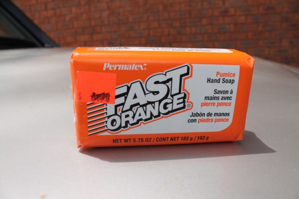 Permatex Fast Orange Pumice Hand Soap Review