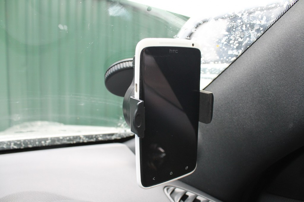 Mobile and GPS Cradle Review