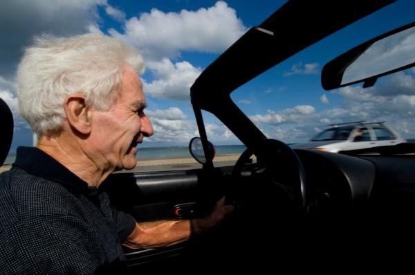 Drivers support senior driver identifiers