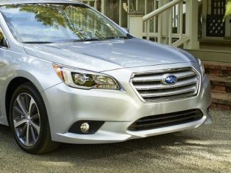 New Subaru Liberty on the horizon