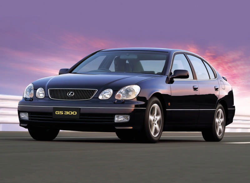 Lexus GS range rated most reliable used luxury car