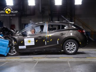 New Mazda3 scores five-stars for safety