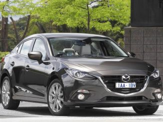 Mazda3 number four million produced