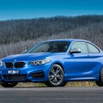 BMW 2 Series Coupe arrives in Australia