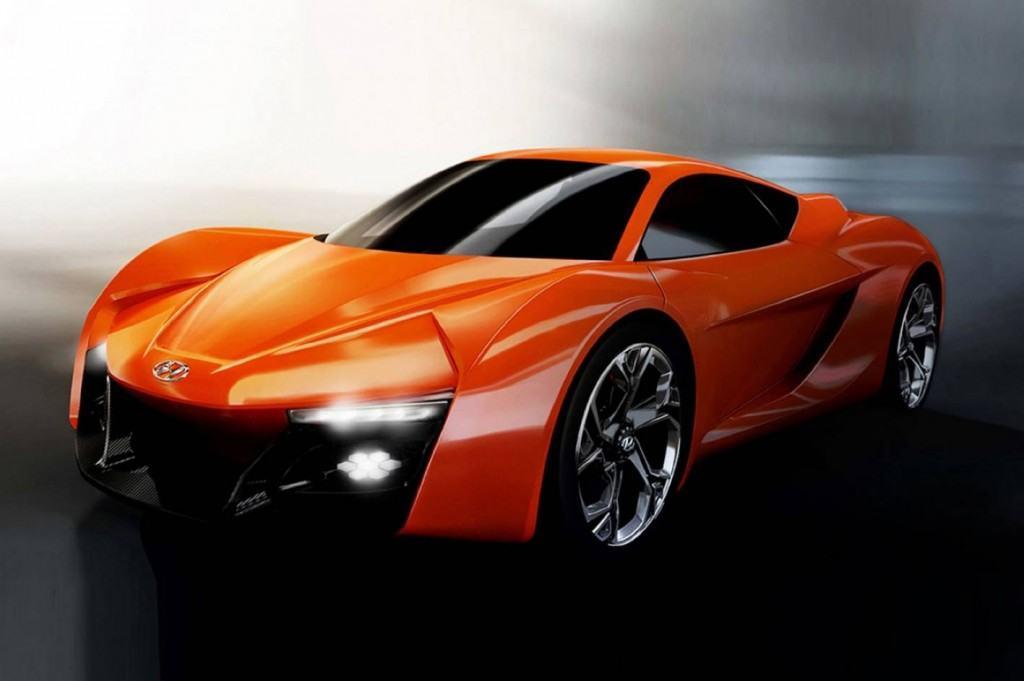 Hyundai teases new sports car concept