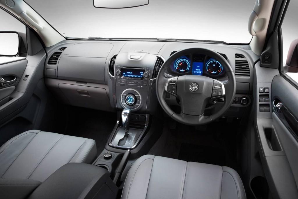 2014 Holden Colorado 7 Review