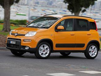 2014 Fiat Panda Trekking Video Review