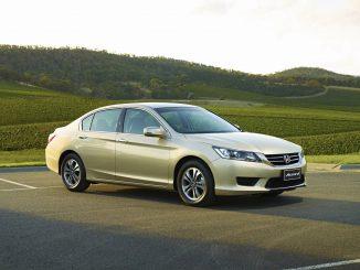 2014 Honda Accord VTi Video Review