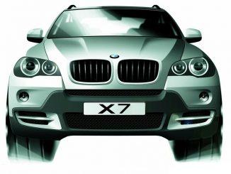 BMW X7 confirmed