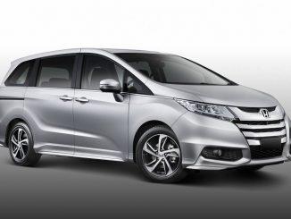 2014 Honda Odyssey Video Review
