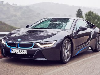 BMW i8 roars into production