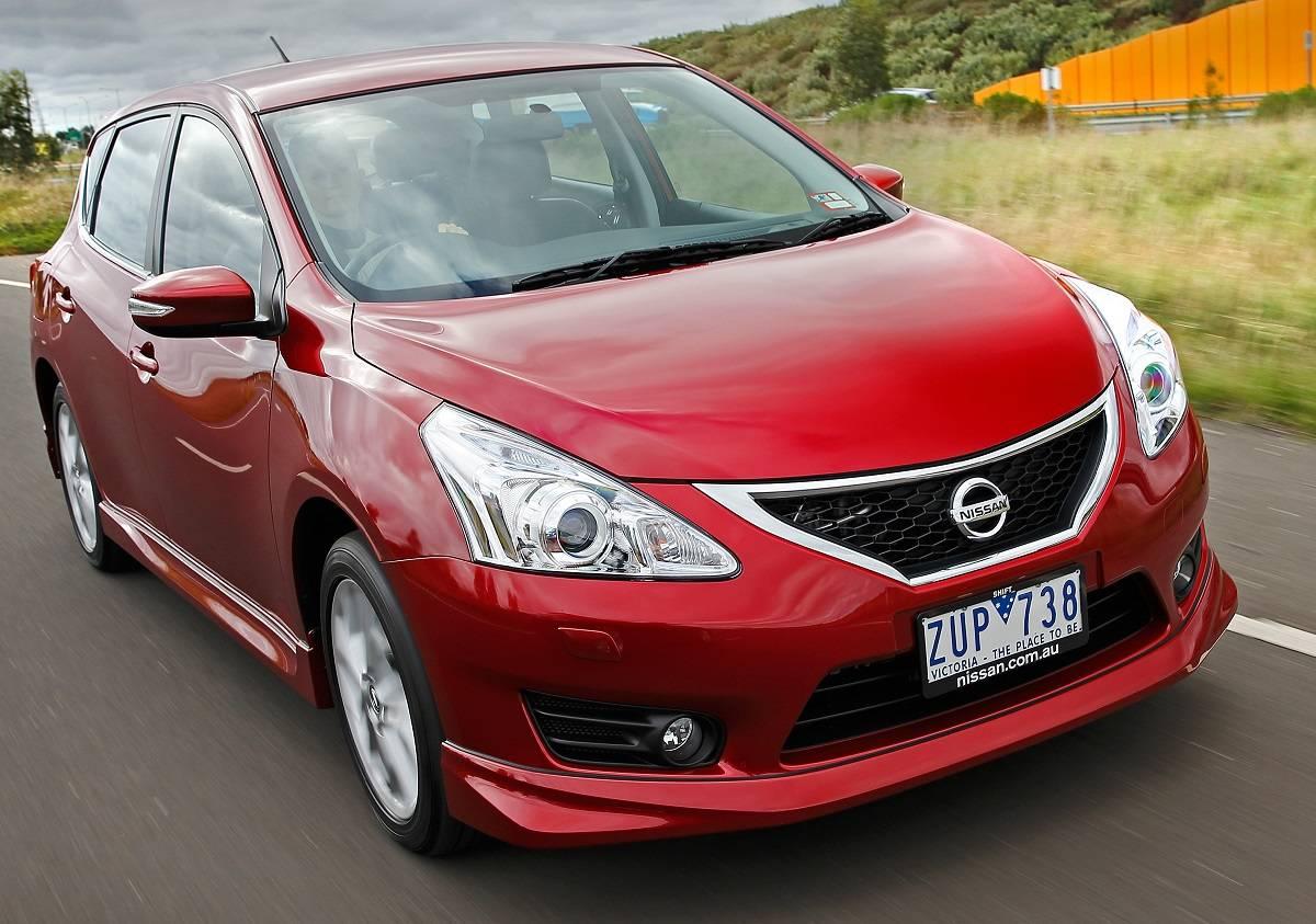 2014 Nissan Pulsar SSS Review