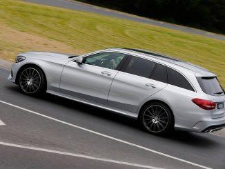 Next Mercedes-Benz C-Class Estate revealed