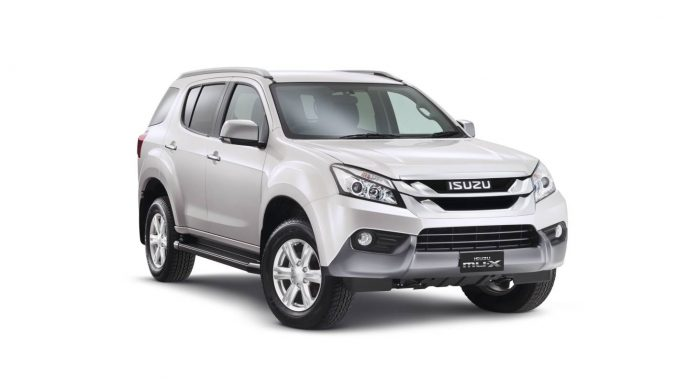 2014 Isuzu MU-X Video Review