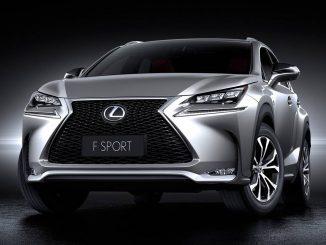 Lexus NX to arrive in October