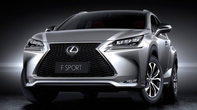 Lexus NX to arrive in October