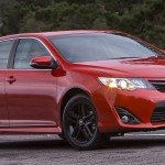 Sporty Camry special edition launched