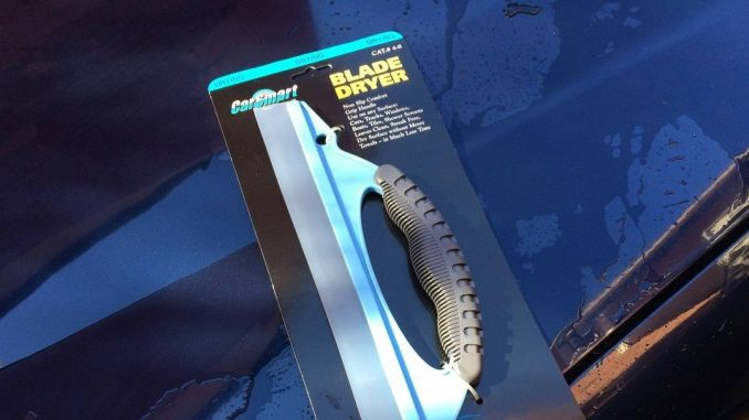 CarSmart Blade Dryer Review