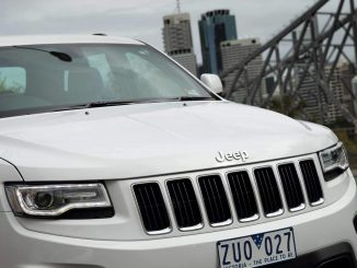 Yet another Jeep Grand Cherokee Recall