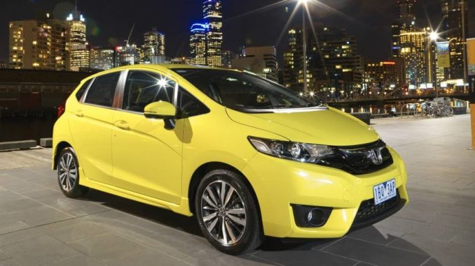 Fresh Honda Jazz arrives