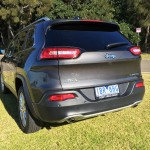 2014 Jeep Cherokee Limited Review