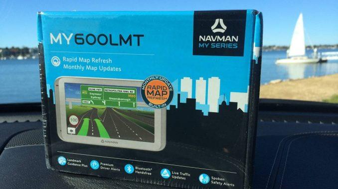 Navman MY600LMT Review