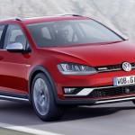 Volkswagen Golf to go AWD