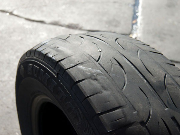 Tyres a factor in 40% of fatal crashes