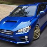 Subaru WRX owners get most speeding fines