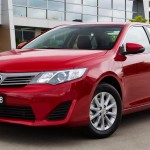 Toyota Camry gets some tweaks for 2015