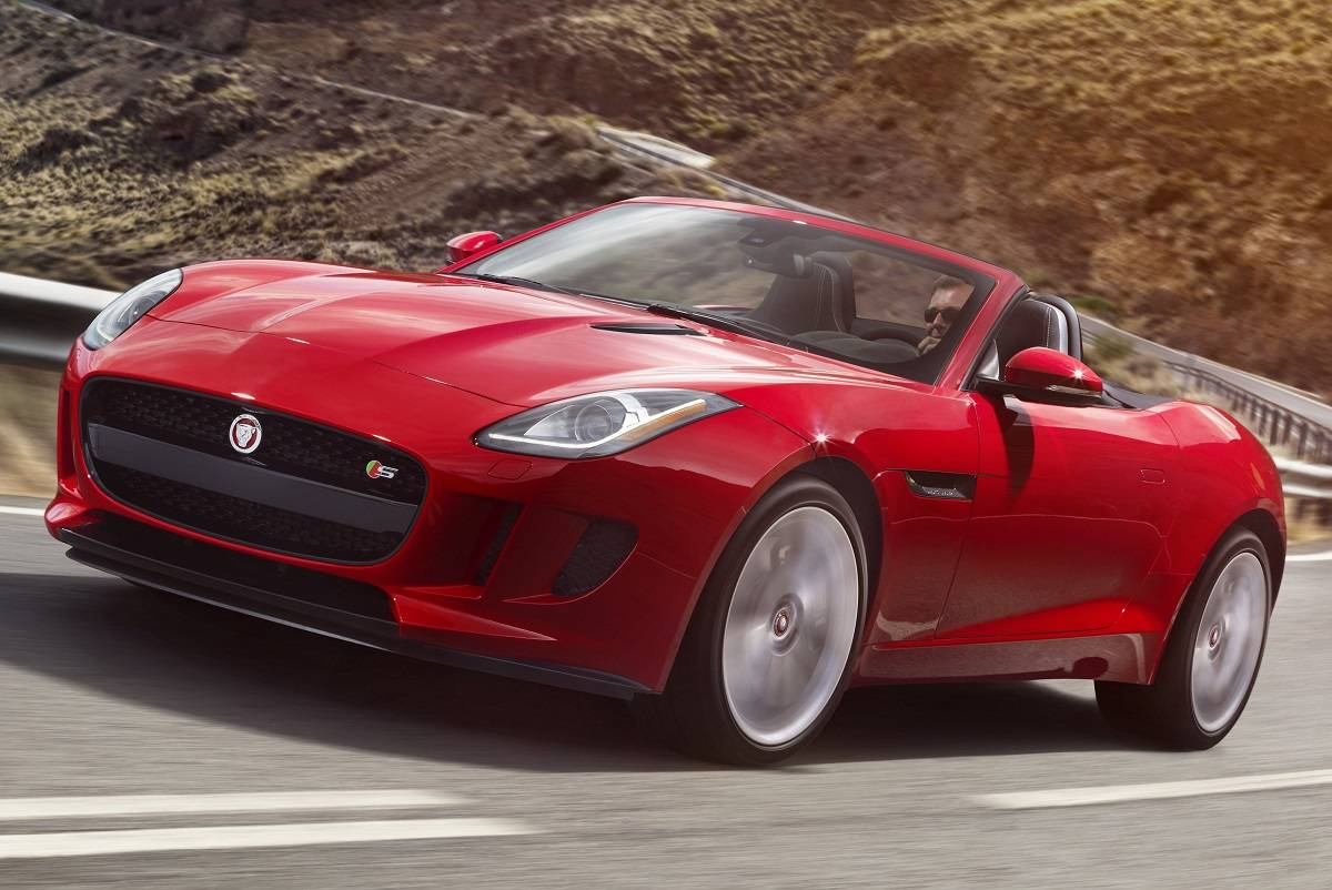 Jaguar F-Type goes all-wheel drive